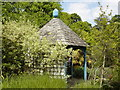 M9380 : Summerhouse at Strokestown park by Kay Atherton