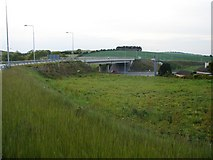N9825 : Bridge Over the N7 by Ian Paterson
