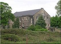 SE1017 : Salendine Nook Baptist Church - Laund Road by Betty Longbottom