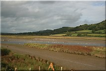 SY2591 : Axe estuary by Katy Walters