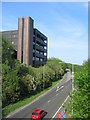 SU6452 : Basing View Office Block by Sandy B