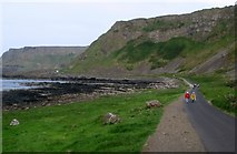 C9444 : Road to the Giant's Causeway [3] by Rossographer
