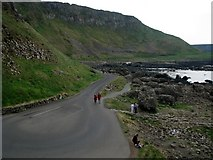 C9444 : Road to the Giant's Causeway [4] by Rossographer