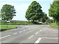 N9172 : Wicker's Crossroads, Near Slane, Co. Meath by JP