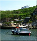 D0345 : Boats at Ballintoy harbour by Rossographer