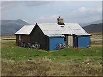 NN5276 : Culra Bothy by Gerald Davison