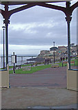 ST4071 : View from the bandstand by Dennis Turner