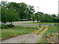 SU6454 : Access to sports fields by Sandy B
