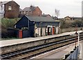 SD5700 : Bryn station - up platform buildings by Peter Whatley