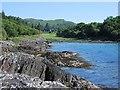 NR7375 : Port Cean an t-Salainn by Patrick Mackie
