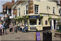 TR1458 : The Cricketers, Canterbury by Stephen McKay