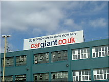 TQ2282 : Cargiant, NW10 by Phillip Perry