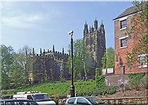 SJ3350 : St Giles by Dennis Turner