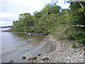 M1249 : A Landing Beach on Inchagoill by Rick Crowley