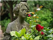 TQ2887 : Highgate Cemetery by andy dolman