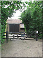 TG0928 : Wood Farm by Evelyn Simak