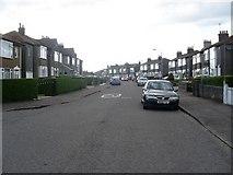 NS4174 : High Mains Avenue, Dumbarton by Stephen Sweeney