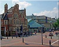 TA0928 : Carr Lane, Hull by David Wright