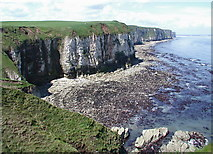 TA2272 : Sanwick Brig, Flamborough by Paul Glazzard