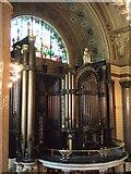 SJ3490 : St George's Hall - Organ by Bryan Pready