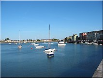 X2793 : Dungarvan Harbour by Paul O'Farrell