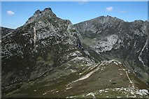 NR9743 : Cir Mhor and the Saddle by Steve Partridge