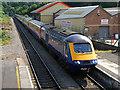 ST5393 : Gloucester to Chepstow Railway Line by Stuart Wilding