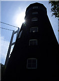 TA0225 : The Windmill on Hessle Foreshore by Andy Beecroft