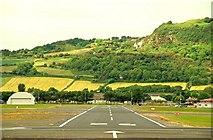 J4972 : Runway, Newtownards aerodrome (2) by Albert Bridge