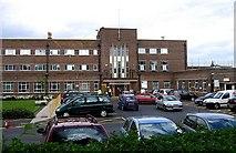 NZ3955 : Sunderland Eye Infirmary by Roger Smith