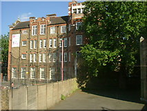 TQ2677 : Chelsea Boys School (former), SW10 by Phillip Perry