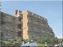 TQ3473 : Dawson Heights, Dulwich by Stephen Craven