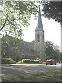 TQ3372 : St Stephen's church, South Dulwich by Stephen Craven