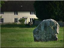SU1070 : Avebury Stones by Chris Gunns
