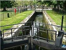 TL0549 : Bedford Lock by Robin Drayton