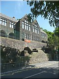 SE0023 : Cragg Vale Junior and Infants School, Blackstone Edge Road B6138, Mytholmroyd by Humphrey Bolton