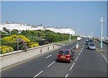 TQ3303 : Brighton: Marine Parade & Lewes Crescent by Nigel Cox