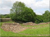 NY6366 : Milecastle 48 (Poltross Burn) (3) by Mike Quinn