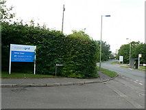 SU6553 : Aviary Court / Wade Road by Sandy B