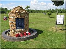SK1814 : The Loch Class Frigates Association Memorial by Alan Heardman