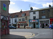 TL4196 : The Red Lion, March High Street by Keith Edkins