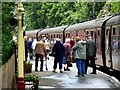 SE0337 : Worth Valley Railway, Haworth by Brian Robert Marshall