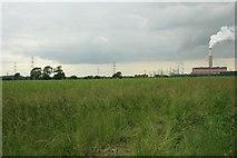SK8177 : Farmland, Church Laneham (5) by Katy Walters