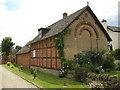 SO9842 : Barn conversion in Bricklehampton by Philip Halling