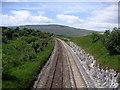 SD7778 : Railway South of Ribblehead by Chris Heaton