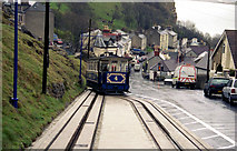 SH7782 : The Great Orme Tramway by Dr Neil Clifton