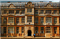 ST4917 : Montacute House East Front detail by Mike Searle