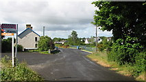 D0836 : Cluster of houses by Willie Duffin