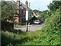 SZ0895 : Redhill: Park Lane by Chris Downer