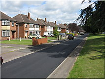 SO8453 : Semi-detached suburbia by Peter Whatley
